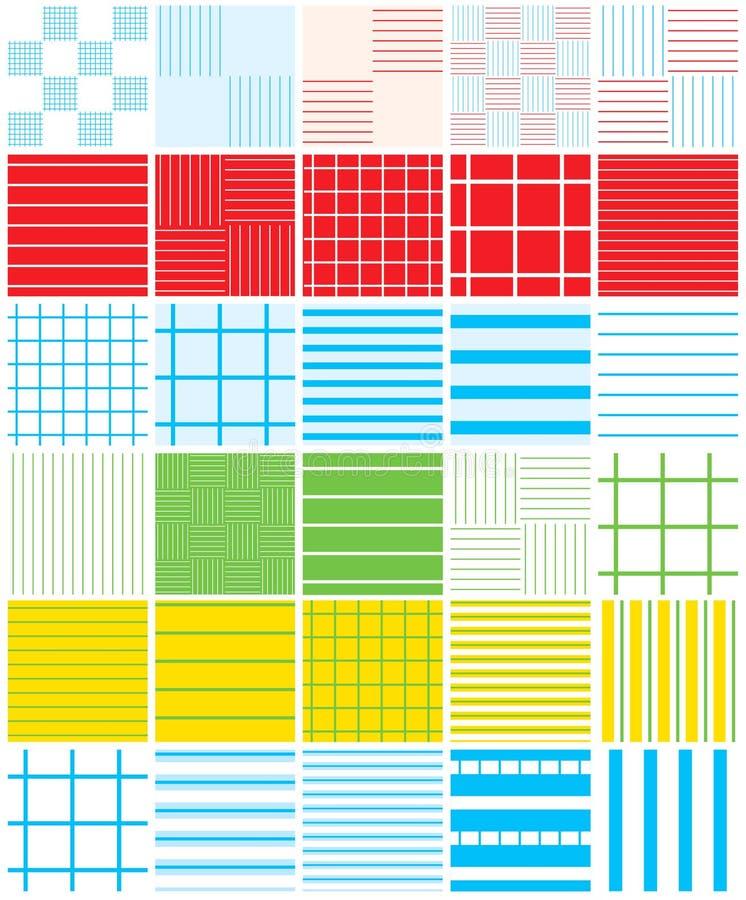Stripes nahtloses lizenzfreie abbildung