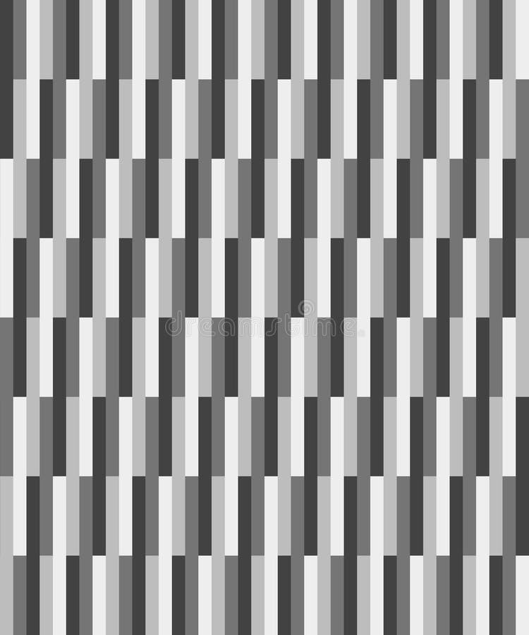 Stripes Vector Seamless Pattern stock photo