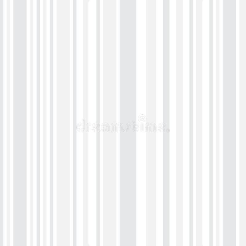 Stripes white texture background. Vector illustration royalty free illustration