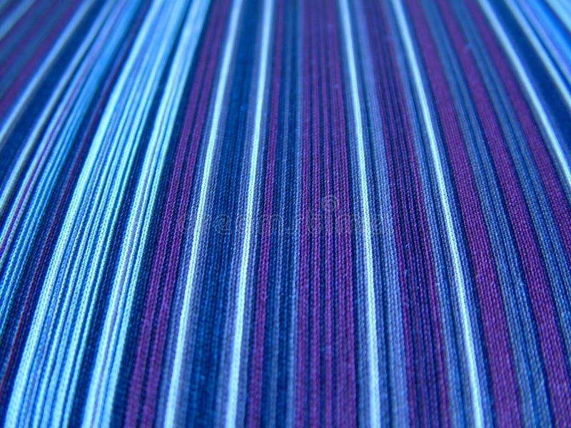Stripey Weinlesegewebe stockfotos