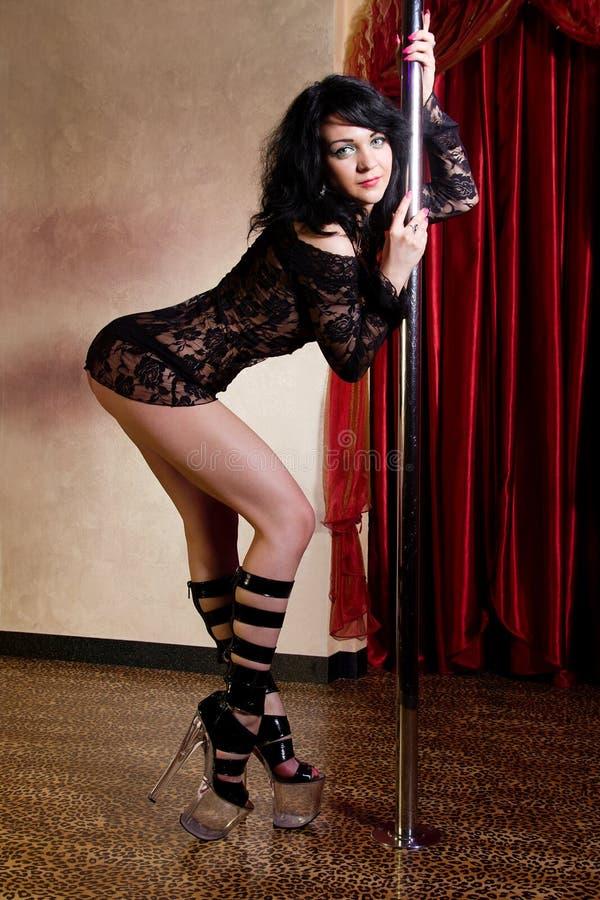 Strippapoldans fotografering för bildbyråer