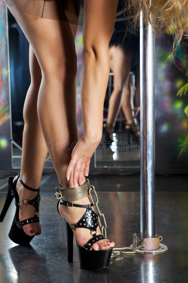 Stripper. Royalty Free Stock Photography