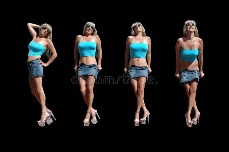 striptease στοκ εικόνα
