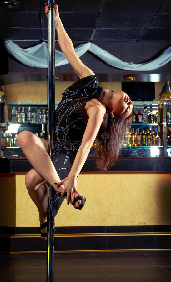 Download Striptease In Night Club Stock Photos - Image: 25033533