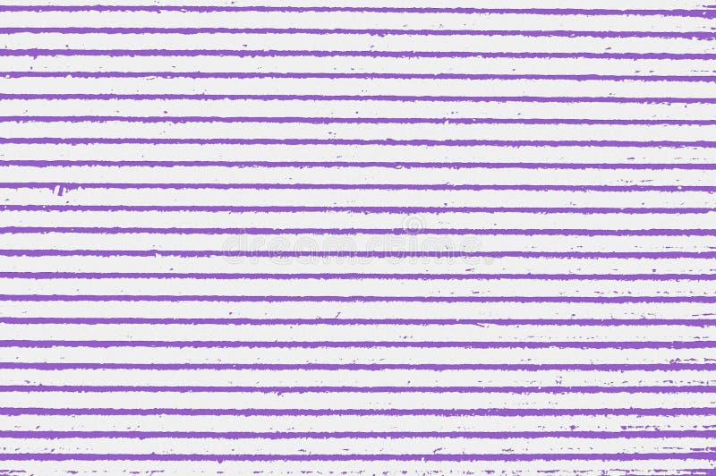 Strisce blu della viola immagine stock