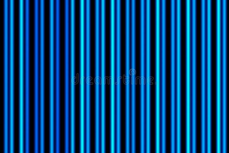 Strisce del neon illustrazione vettoriale