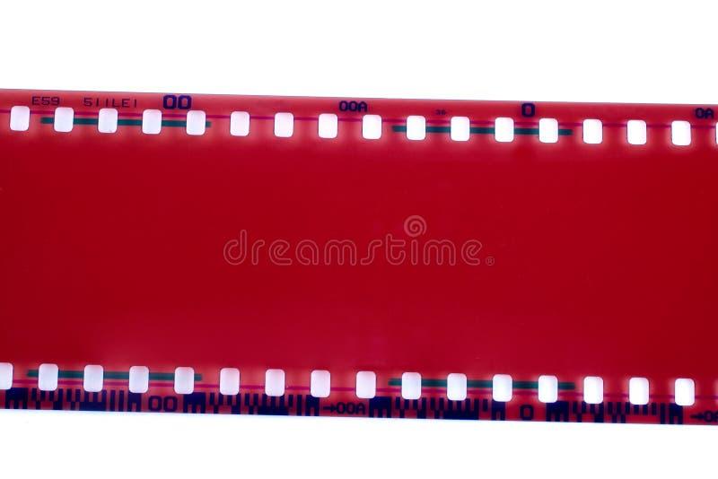 Striscia della pellicola fotografie stock libere da diritti