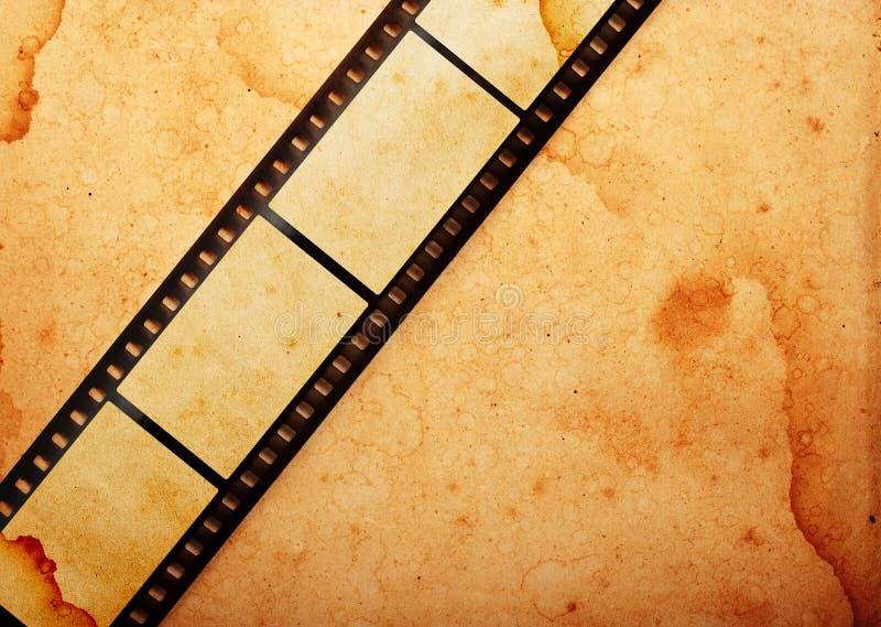 Striscia della pellicola immagini stock
