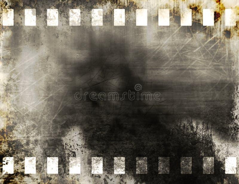 Striscia della pellicola illustrazione di stock