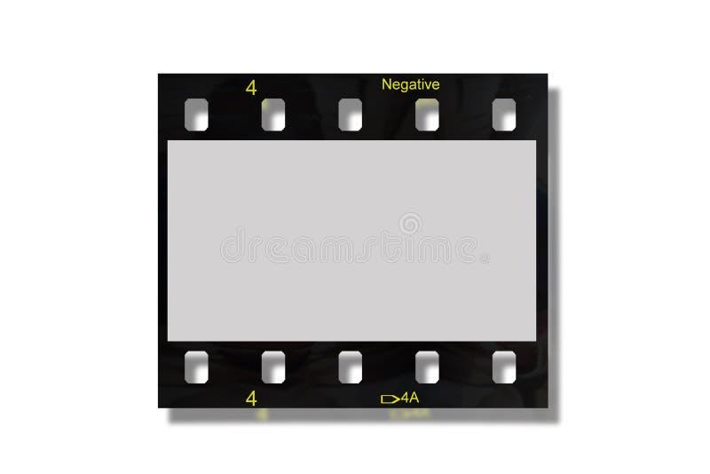 Download Striscia Della Pellicola Negativa Illustrazione di Stock - Illustrazione di filmstrip, taglio: 3878281