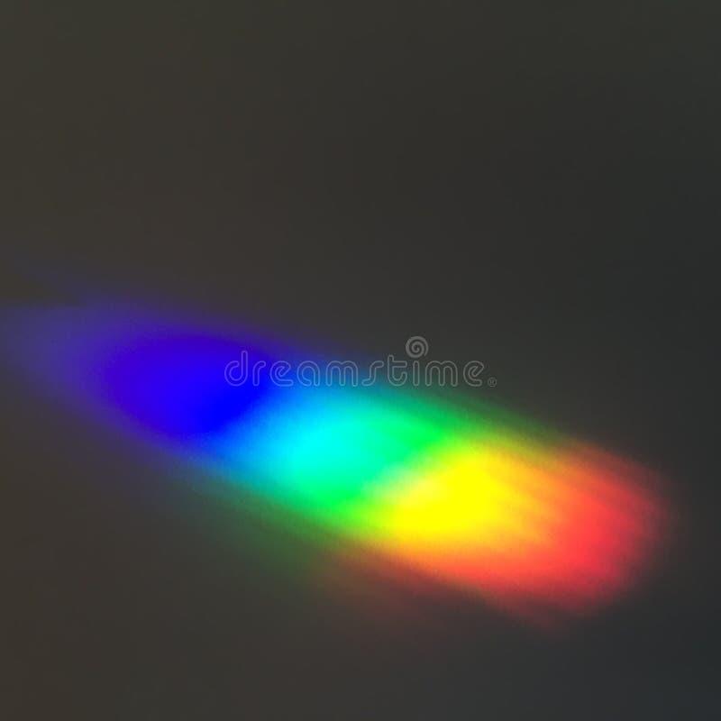 Striscia di colore dell'arcobaleno immagine stock libera da diritti