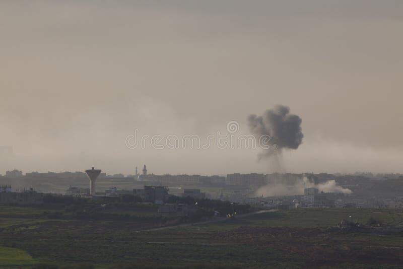 Striscia di Gaza fotografia stock