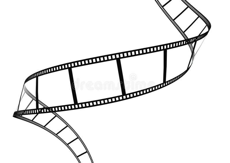 Striscia di pellicola royalty illustrazione gratis