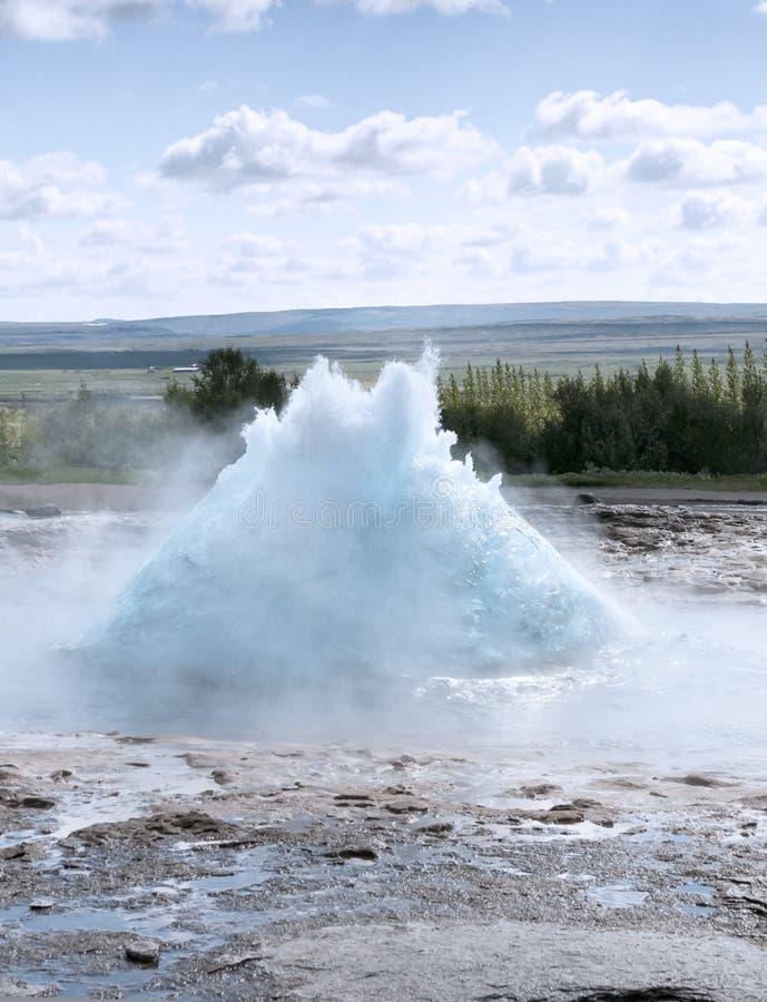 Free Strokkur Geyser, Iceland Stock Photography - 25373252