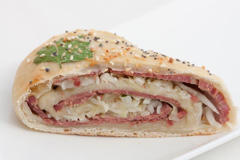 Download Stromboli fotografia stock. Immagine di salato, stromboli - 30827500