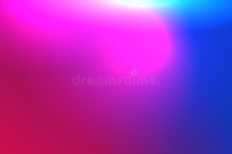 Stromende Roze Kleur in Abstract Ontwerp Als achtergrond vector illustratie