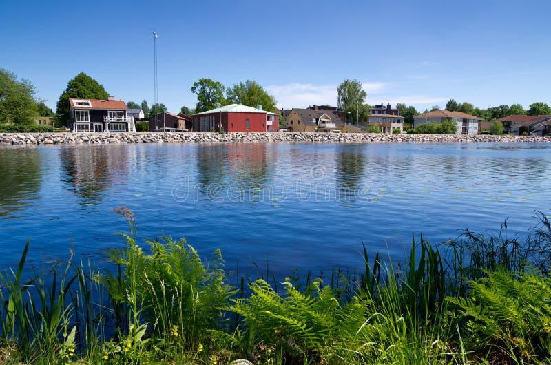 Stromsnasbruk Sweden fotos de stock