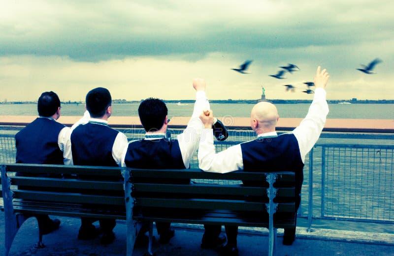 strona ślubnych zdjęcie stock
