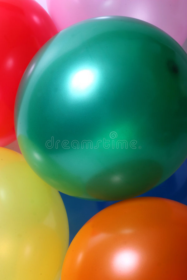 strona balonu obraz royalty free