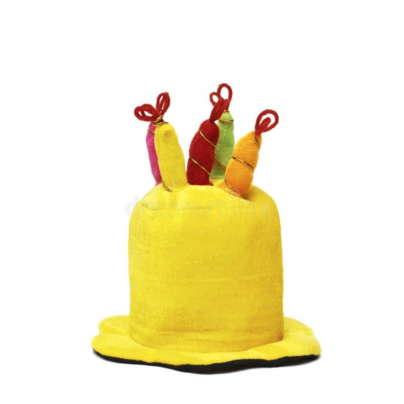 strona kapelusza obraz royalty free