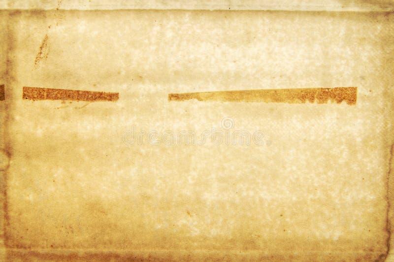 strona stara zdjęcie stock