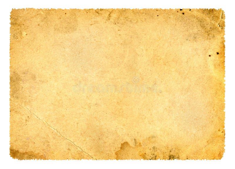 strona stary papier obraz royalty free