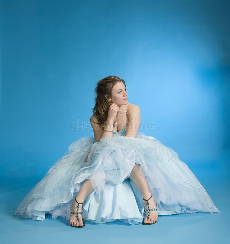 strona sukienkę obrazy royalty free