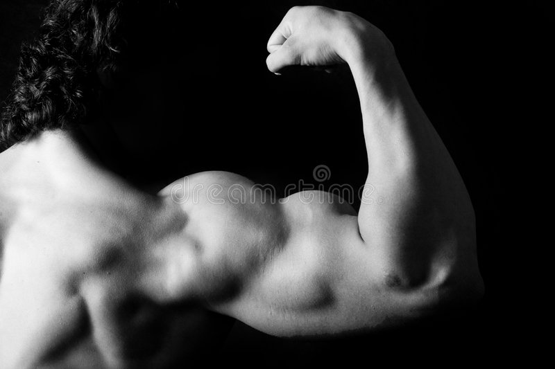 Strong Arm Royalty Free Stock Photo