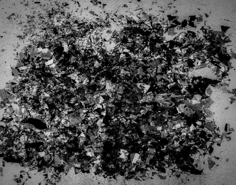 Strong black texture stock photography