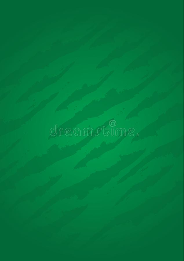 Strong and Bold Green Background Template stock image