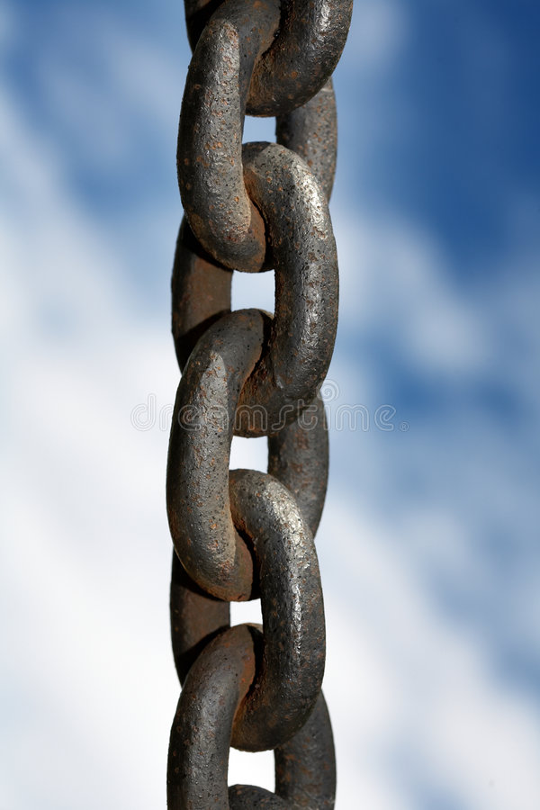 Download Strong Chain stock image. Image of connection, links, metallic - 1041229