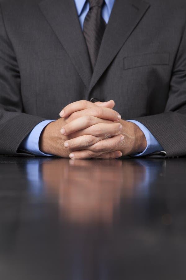 Strong Executive Stock Photos