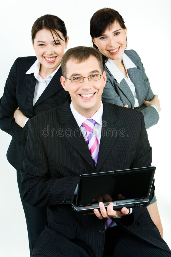 Download Strong leader stock photo. Image of businessgroup, looking - 4965328