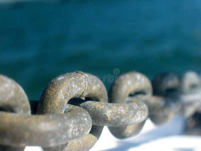 Download Strong Link stock image. Image of anchor, massive, connect - 120701