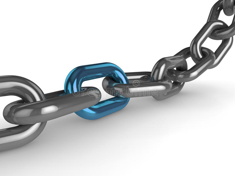 Download The Strong Link Royalty Free Stock Photos - Image: 17105728