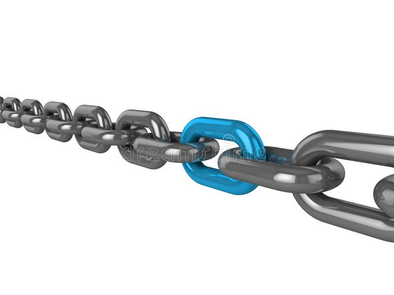 Strong Link Royalty Free Stock Photo