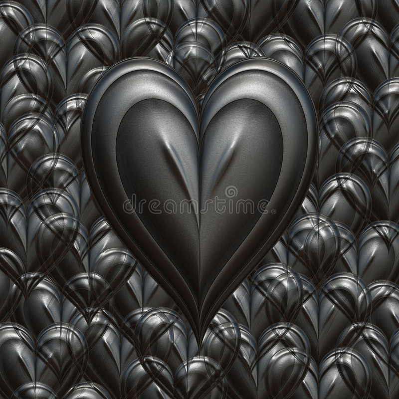 Download Strong Love Valentines Heart Stock Image - Image: 3983131
