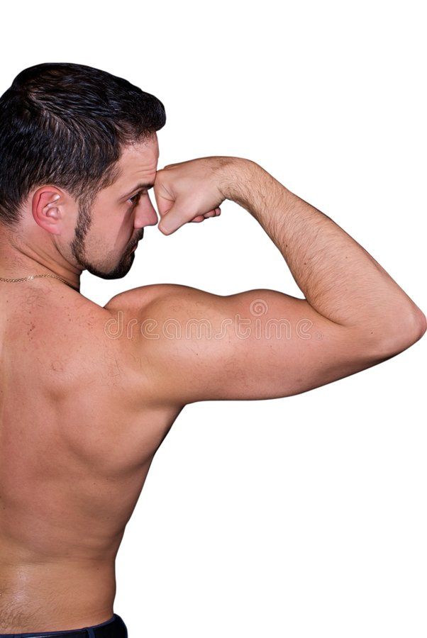 Download Strong naked man stock image. Image of body, human, caucasian - 7009843