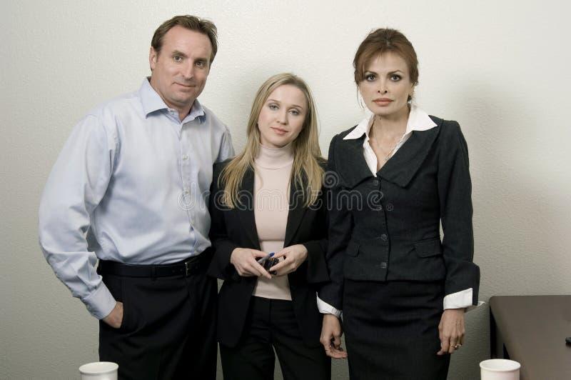 A strong team royalty free stock photos