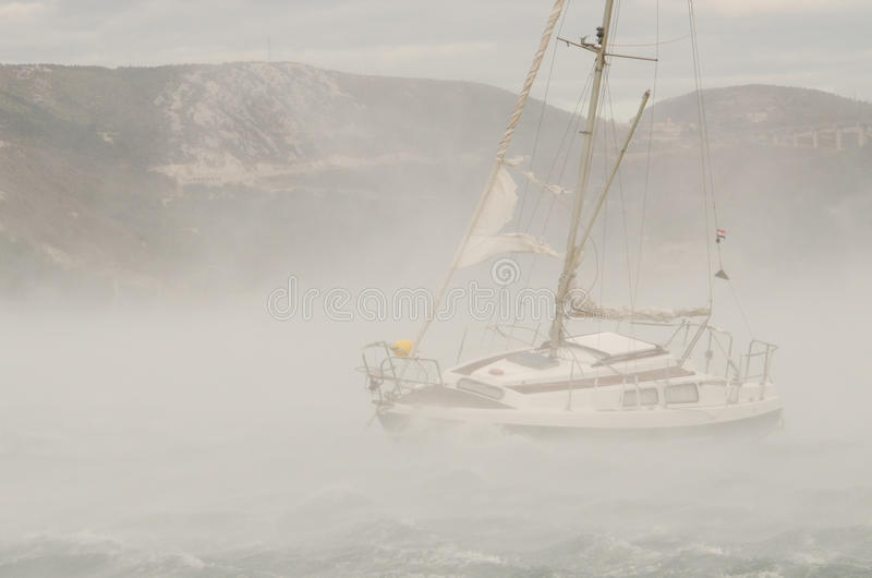 Download Strong wind stock photo. Image of north, threatens, storm - 26624160