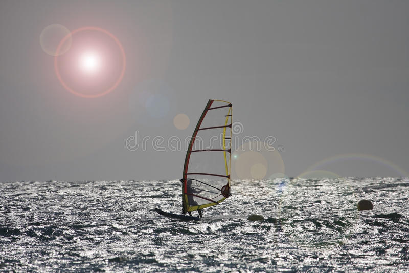 Download Strong winds at Rhosneiger stock photo. Image of irish - 15110624