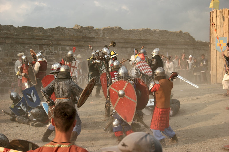 Download In the stronghold 7 stock photo. Image of carnage, helmet - 1900792