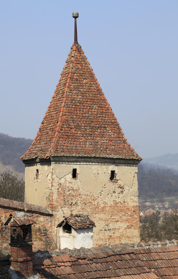 Download Stronghold Tower Royalty Free Stock Photo - Image: 11500615