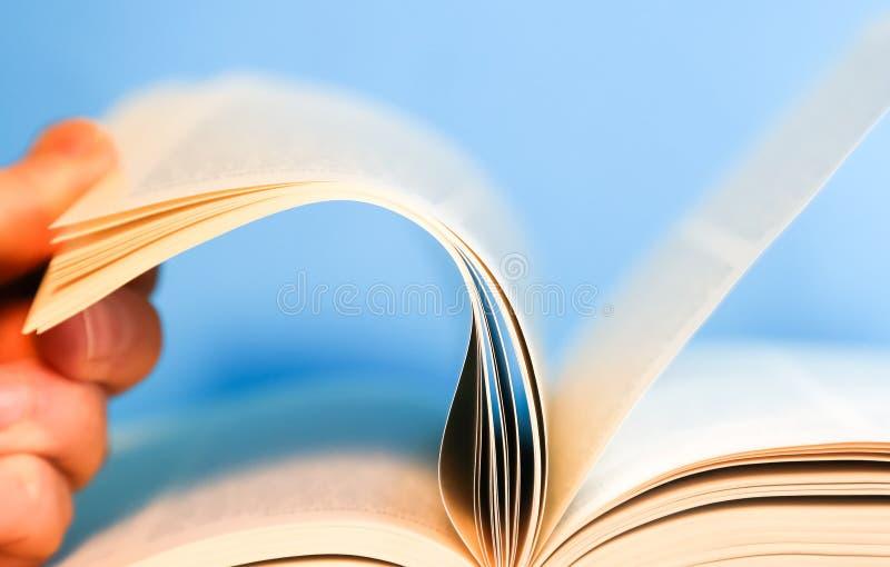 Strony księgi obrazy royalty free