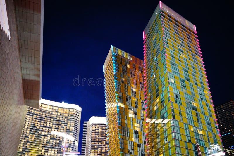 Strook 51 van Las Vegas stock foto
