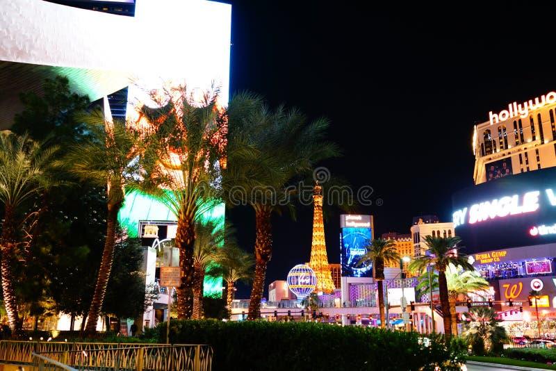 Strook 32 van Las Vegas royalty-vrije stock fotografie