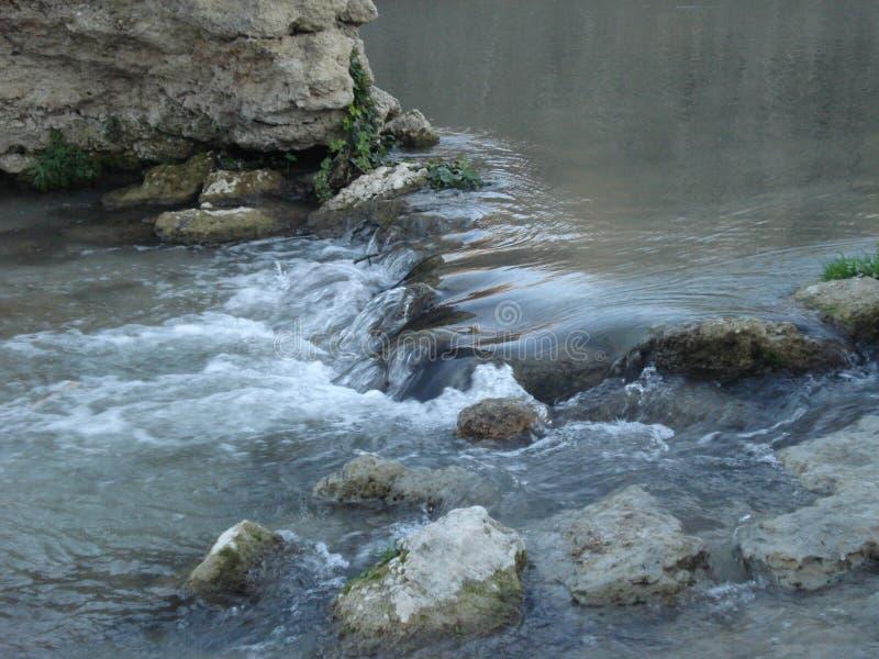 Stroom van het Water stock foto's