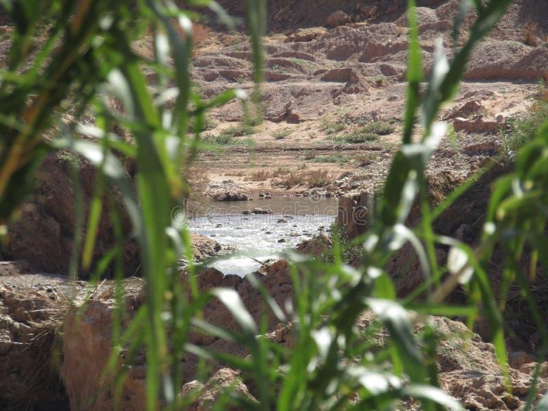 Stroom van water stock afbeeldingen