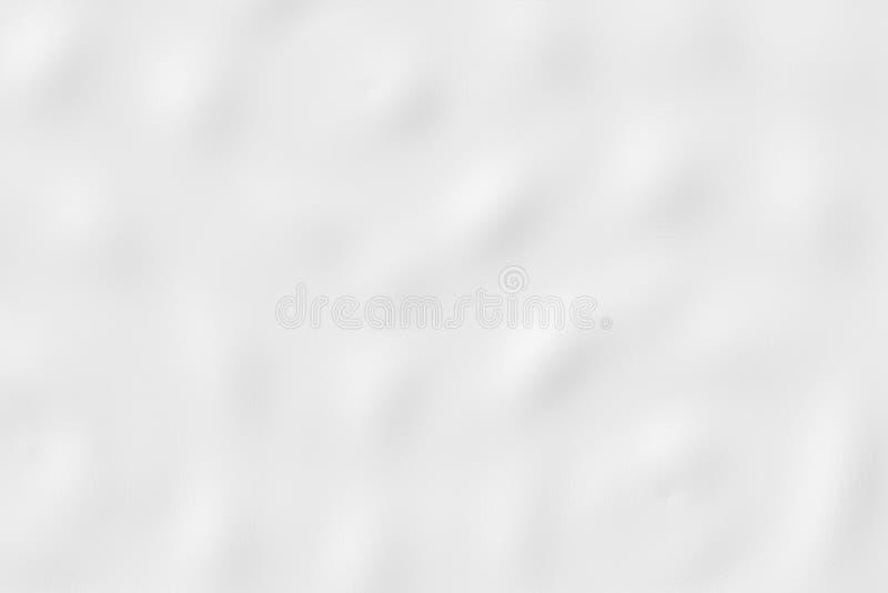 Stroomversnellingring of witte melkoppervlakte, zachte textuur als achtergrond vector illustratie