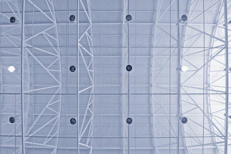 Stropować hangar obrazy royalty free